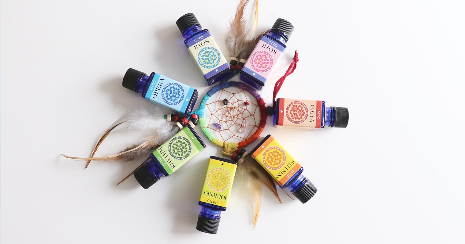 Aroma oils can aid in keeping you calm, helping you get through stressful situations, or ground you.