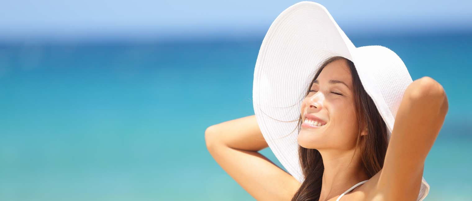 use sunscreen while travelling to protect your skin