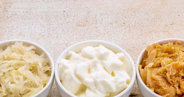 fermented food rich in probiotics