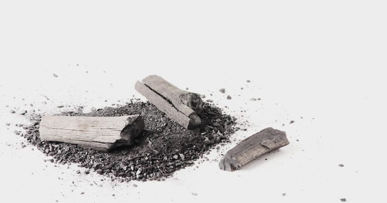 charcaol like kishu binchotan charcoal are good for clearing blackheads