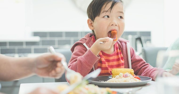 What can I do if my child does not want to eat vegetables?
