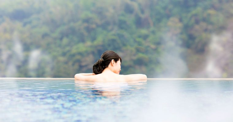 All about Japanese onsen
