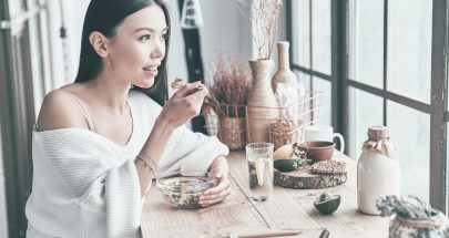 Skin Care Tips : Skin Healing by Eating Right!