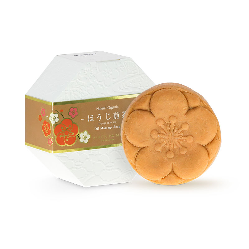 HOUJISENCHA TEA SOAP 120g