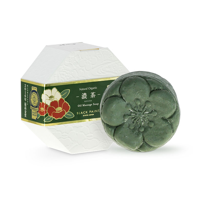 KOICHA TEA SOAP 120g