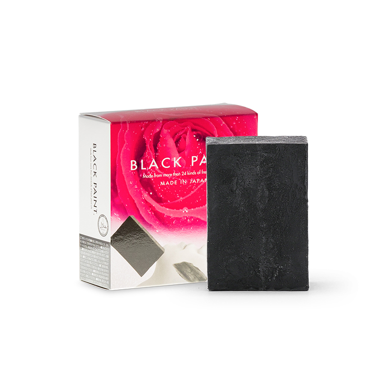 BLACK PAINT SOAP 60g