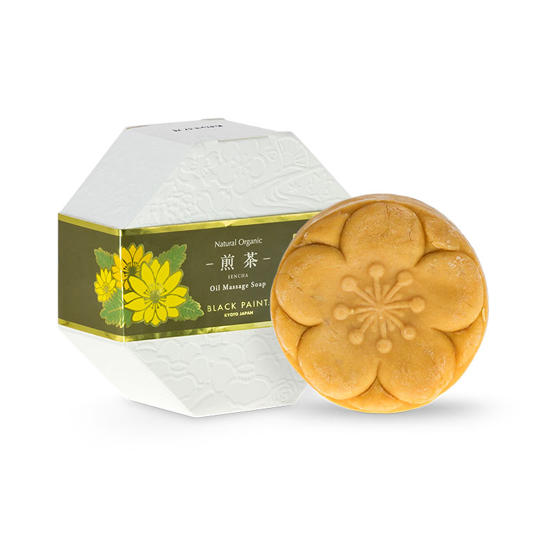 SENCHA TEA SOAP 120g
