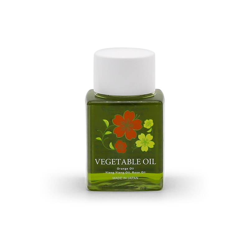 VEGETABLE OIL 50ml (front)