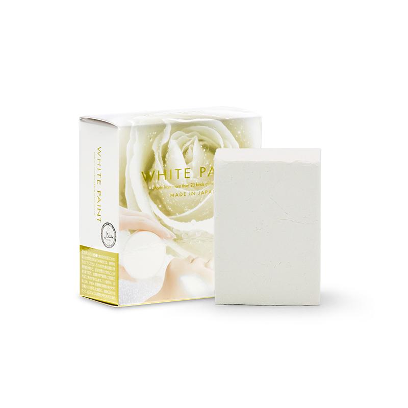 WHITE PAINT SOAP 60g