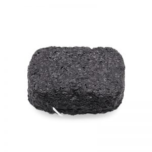 BLACK KONJAC SPONGE Regular Size