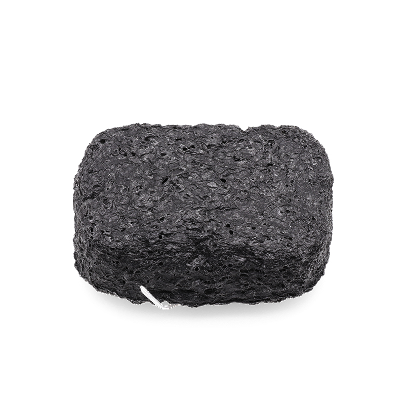 BLACK KONJAC SPONGE Regular Size