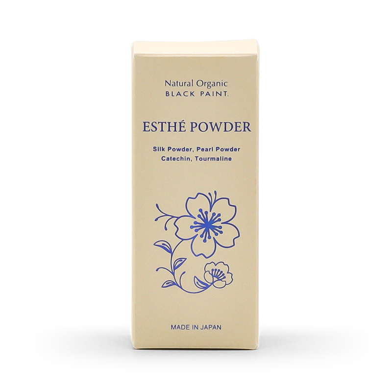 ESTHE POWDER 15g (box front)