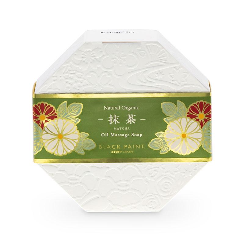 MATCHA TEA SOAP 120g (front)
