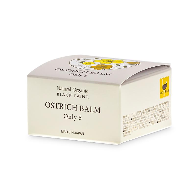 OSTRICH BALM 27g (box)