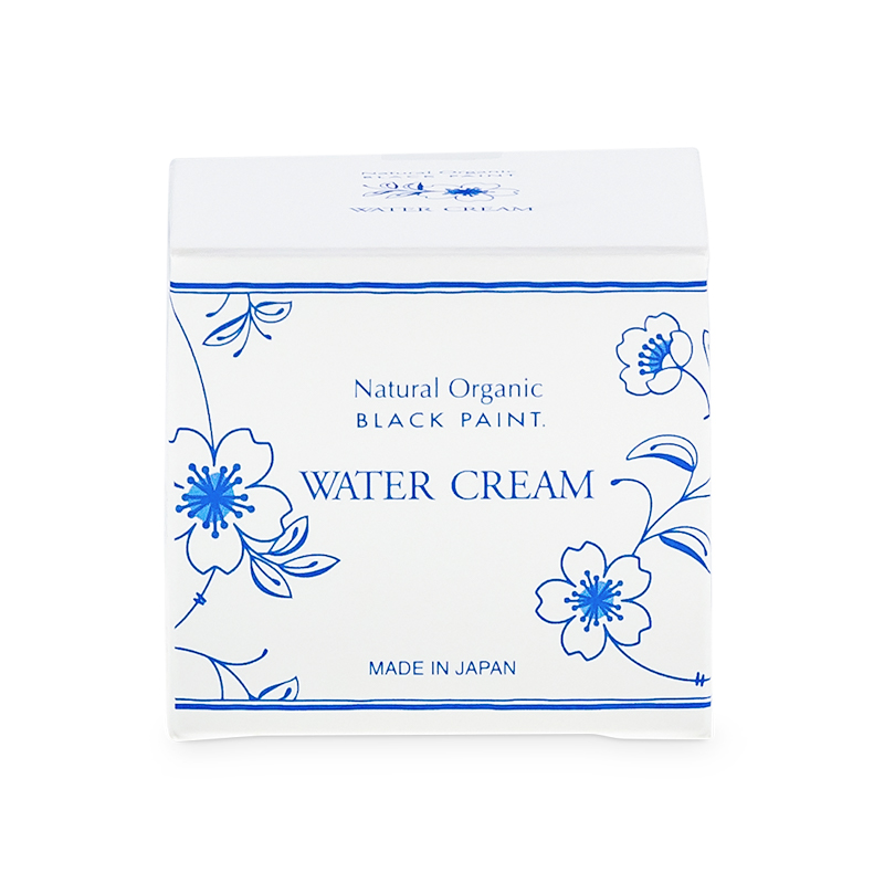 WATER CREAM (ENHANCED) 45g (box front)