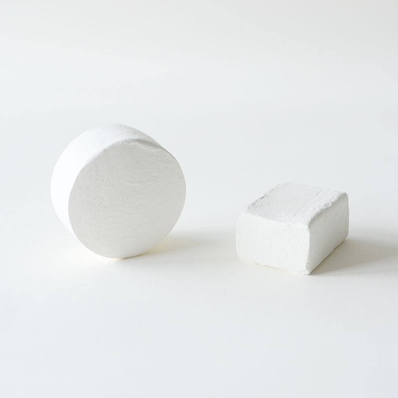 White Paint Soap 120g & White Paint Soap 60g