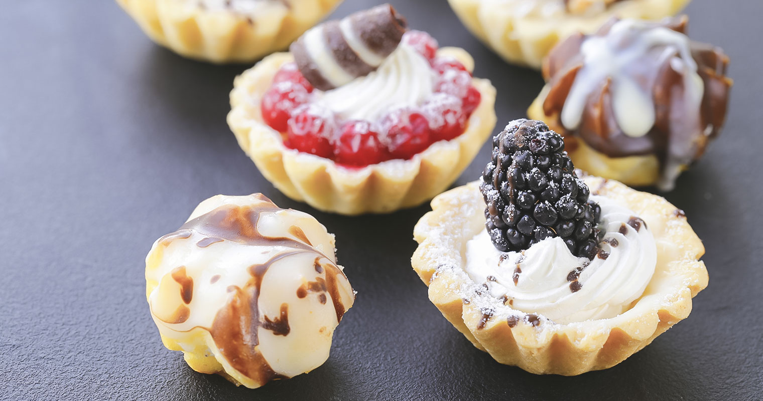 Pastries as example of food with high-glycemic index