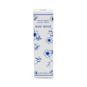 Rose Water 100ml with Human Microbiome - box front