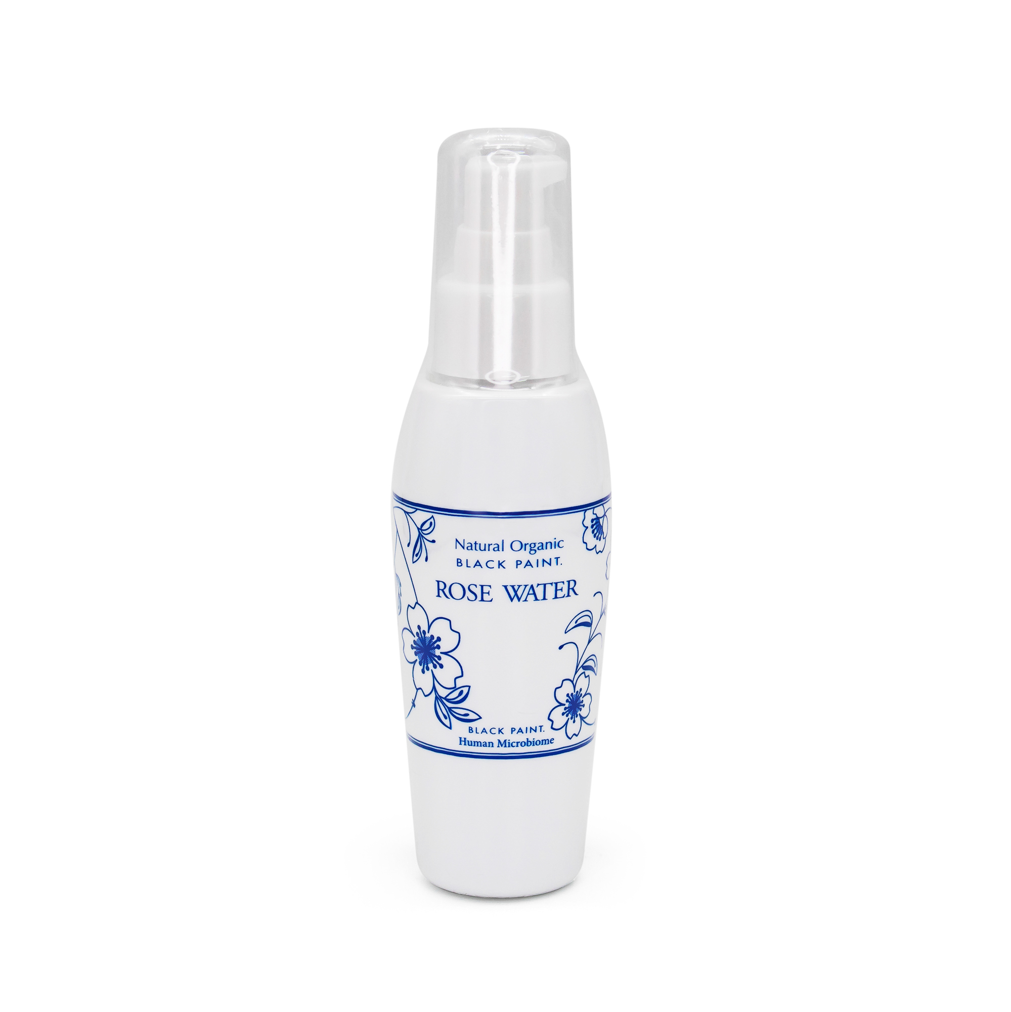 Rose Water 100ml with Human Microbiome - front