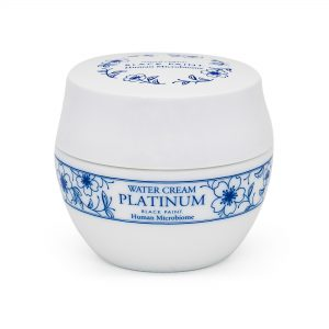 Water Cream Platinum 100g with Human Microbiome - front
