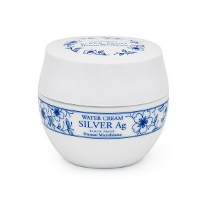 Water Cream Silver 100g with Human Microbiome - front