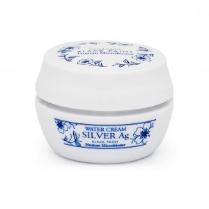 Water Cream Silver 25g with Human Microbiome - front